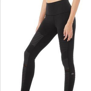 Alo high waist moto leggings ✨